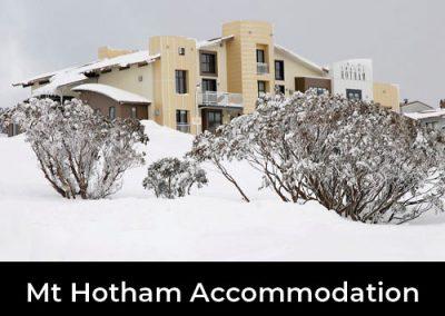 Mt Hotham Accommodation