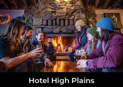 Hotel High Plains