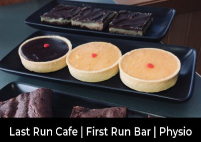 Last Run Bar
